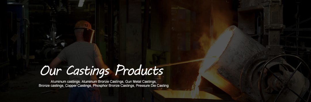 Metal castings supplier and Manufacturers in Delhi, India.
